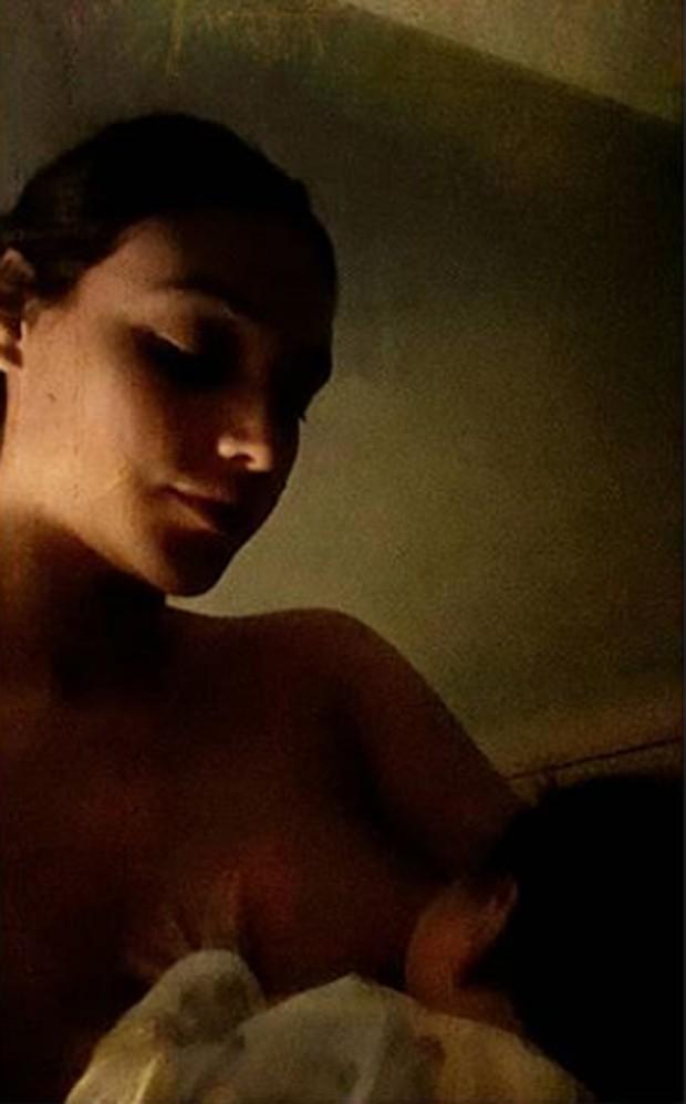 Débora Nascimento (Foto: Reprodução / Instagram)