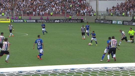 Melhores momentos de Atlético-MG 0 x 1 Cruzeiro pela 9ª rodada do Campeonato Mineiro