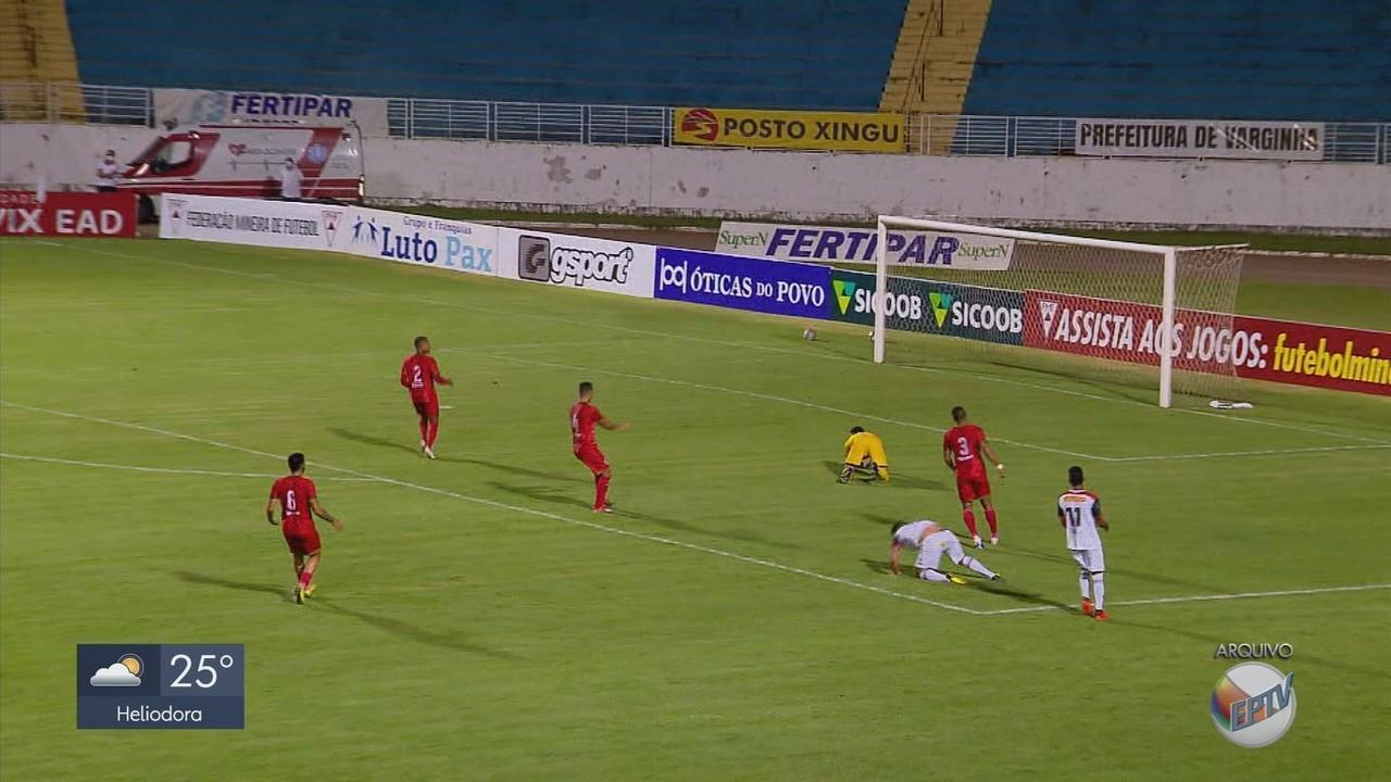 Veja a retrospectiva dos times da região no Campeonato Mineiro