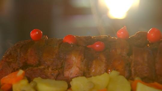 Aprenda a fazer um bolo de carne