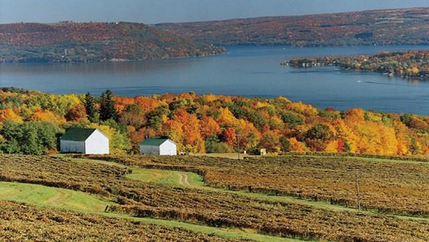 Finger Lakes, Nova York (Foto: Paste Magazine/ Reprodução)