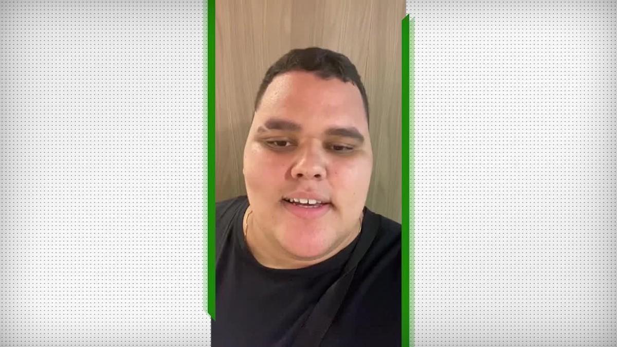 """Caio Alexandre incentiva Honda a escutar pagode, e vocalista do """"Menos é Mais"""" manda recado – globoesporte.com"""