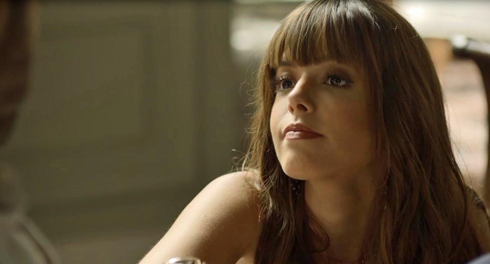 Rochelle faz intriga na família Athayde (Foto: TV Globo)