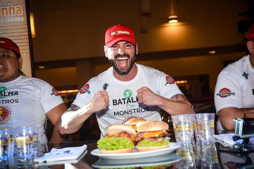 Corbucci já venceu outras competições semelhantes no país (Foto: Rafael Salman/Divulgação)