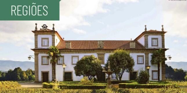 O guia de vinhos Adega: regiões de Portugal
