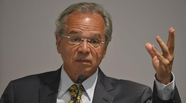 O ministro da Economia, Paulo Guedes (Foto: Valter Campanato/Agência Brasil)