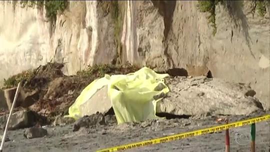 Três pessoas morrem em desabamento de encosta na Califórnia