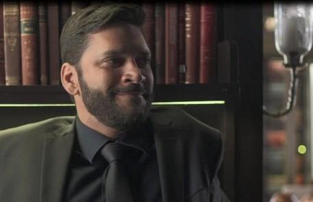 Na sexta-feira (13), Diogo (Armando Babaioff) acusará Paloma e Antônio (Anderson Müller) de serem cúmplices dos bandidos. TV Globo