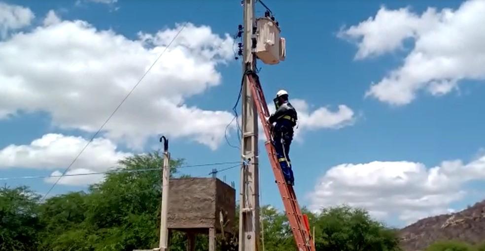 Operação identificou roubo de energia em quatro estados. — Foto: Cosern/Divulgação
