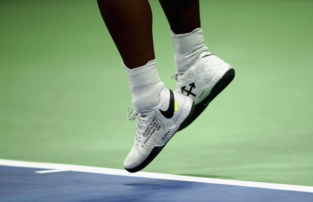 Serena Williams no US Open (Foto: Getty Images)