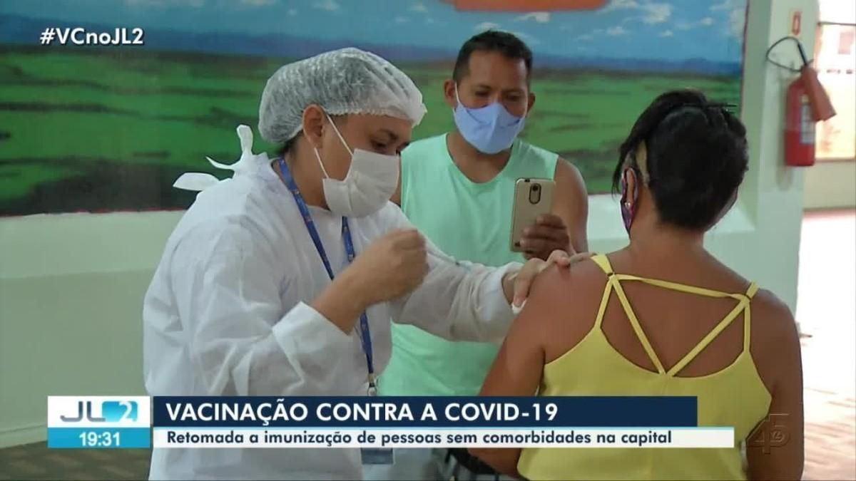 Belém antecipa vacinação contra Covid-19 para imunizar todos com 50 anos ou mais até sexta, 18