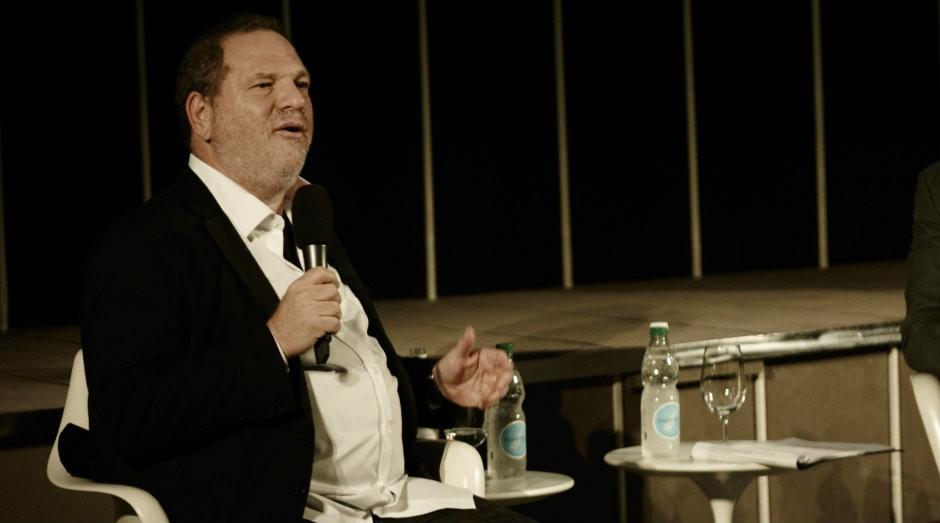 O produtor Harvey Weinstein (Foto: Reprodução/WikimediaCommons)