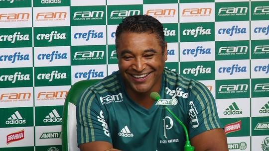 Roger faz mistério, mas goleiros já sabem: Jailson será o titular do Palmeiras na estreia