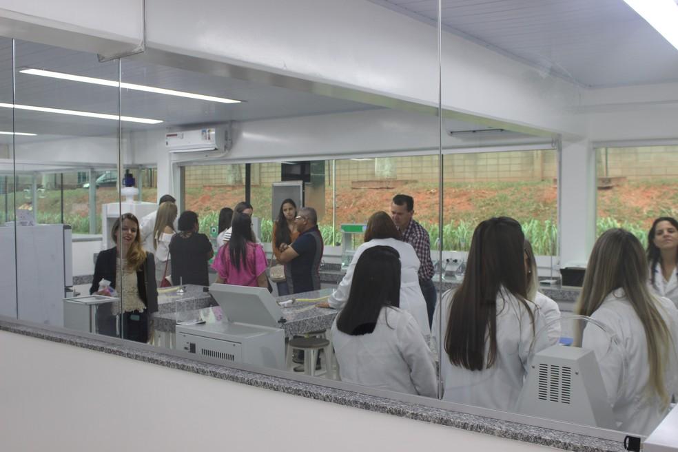 Farmácia Escola da FIB foi inaugurada no último dia 21 de outubro (Foto: Divulgação)