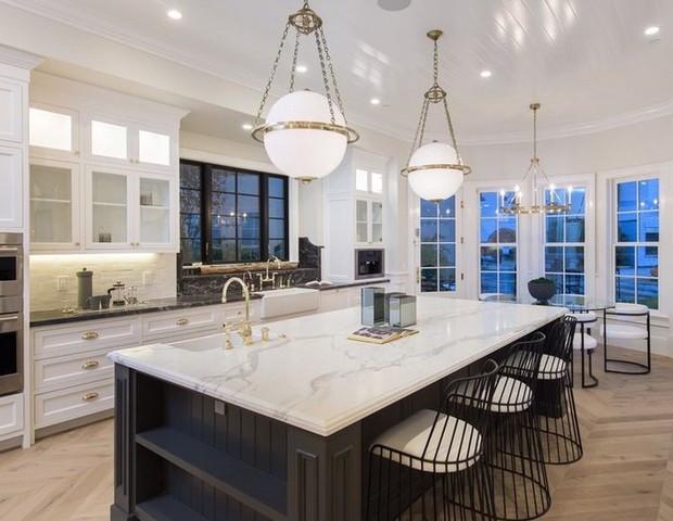Draymond Green compra mansão refinada de R$ 50,7 milhões na Califórnia (Foto: Divulgação)