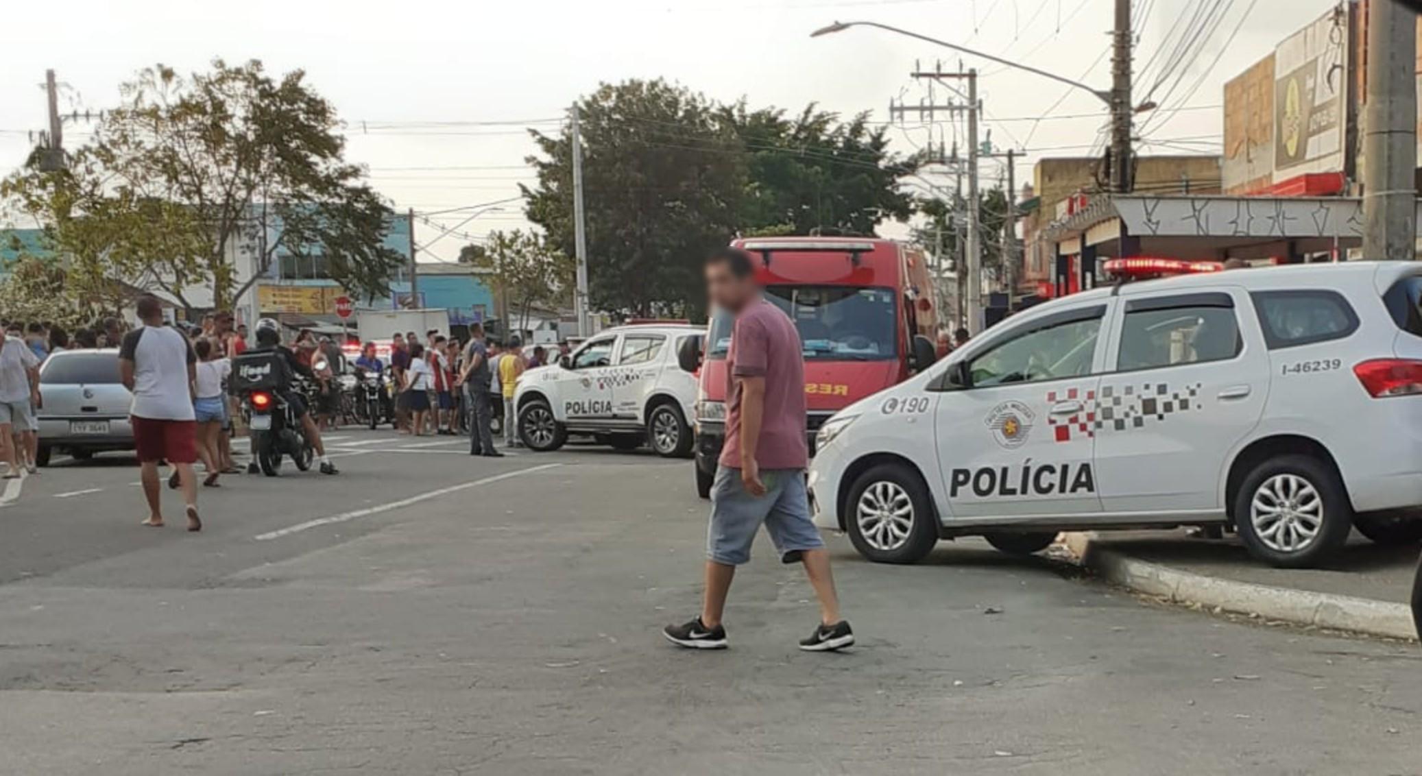 Dois são mortos a tiros no Campo dos Alemães em São José