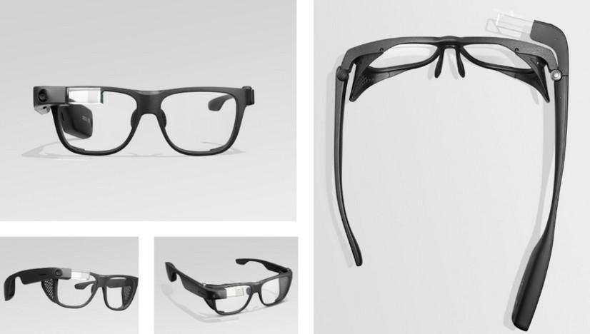 Nova versão do Glass, óculos conectados e inteligentes do Google (Foto: Divulgação/Google)