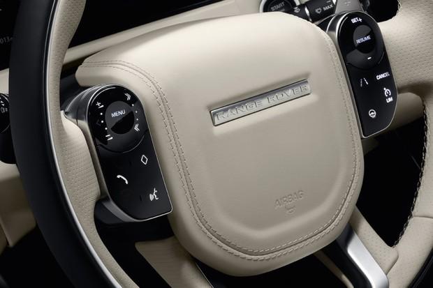 Range Rover Velar (Foto: Divulgação)