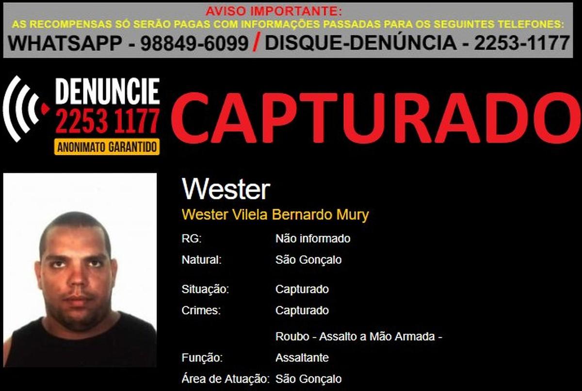 Polícia prende homem suspeito de ser líder de quadrilha que sequestrou empresário em São Gonçalo