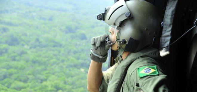 """Em telegrama diplomático, embaixador americano disse que militares brasileiros têm """"paranoia"""" em relação à Amazônia (Foto: Ministério da Defesa)"""
