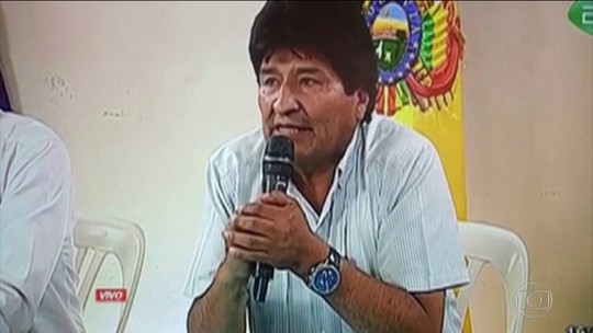 Golpe na Bolívia pode ainda ter uma saída constitucional