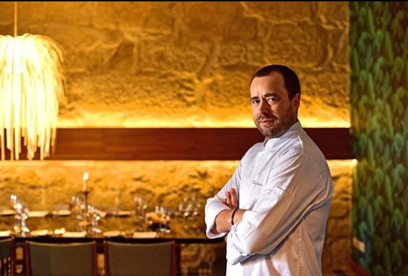 Rui Martins, chef português