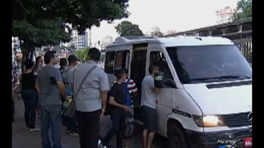 Greve deixa um milhão de pessoas sem ônibus em Belém e região metropolitana