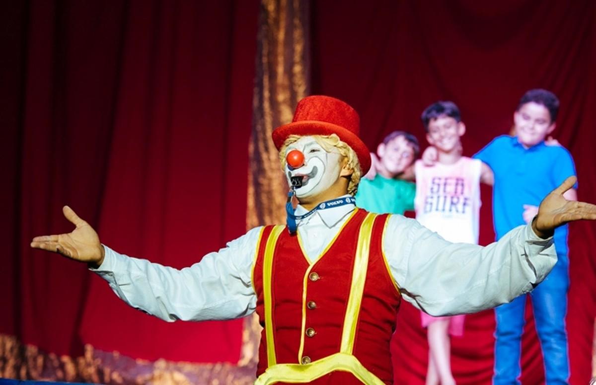 Circo Ramito estreia temporada em Boa Vista com números especiais
