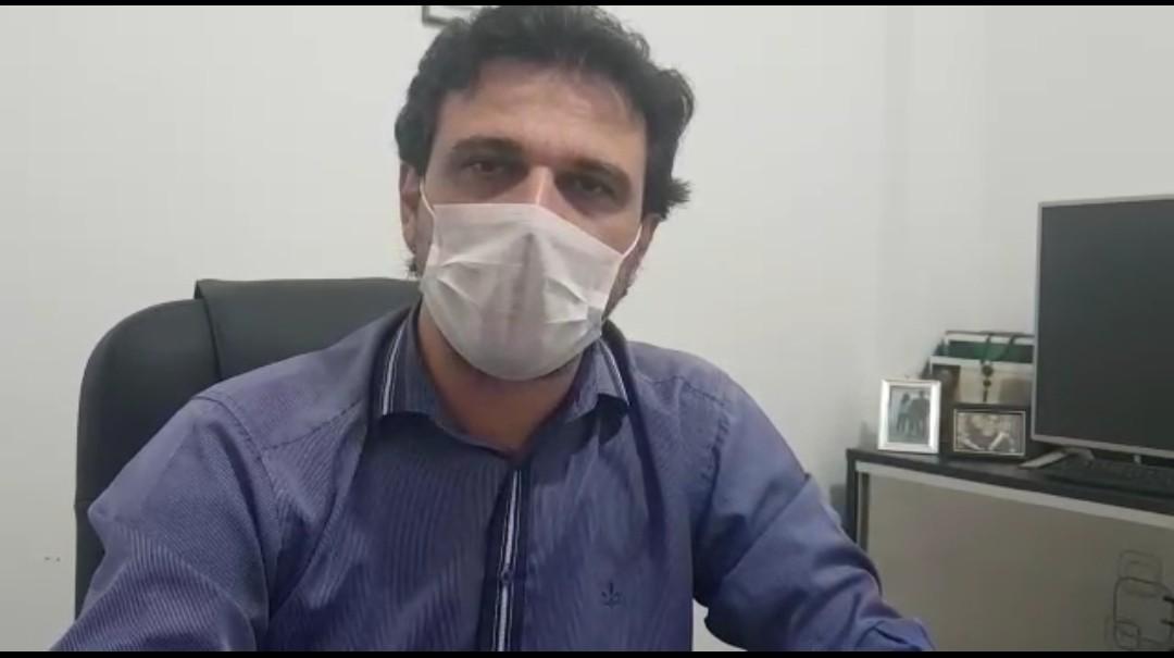 Secretário de Saúde de Sorriso (MT) diz não ter mais vagas de UTI na região e pacientes devem ser transferidos para Cuiabá