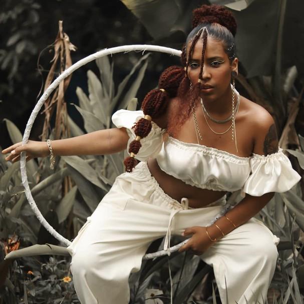 Projeto Sankofa pretende trazer mais inclusão para a moda brasileira (Foto: @mile.lab)