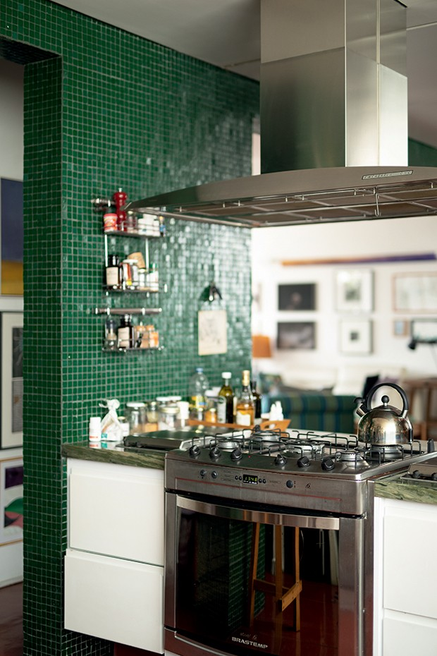 Lifestyle decor - A cozinha aberta  (Foto: Carol Gherardi)