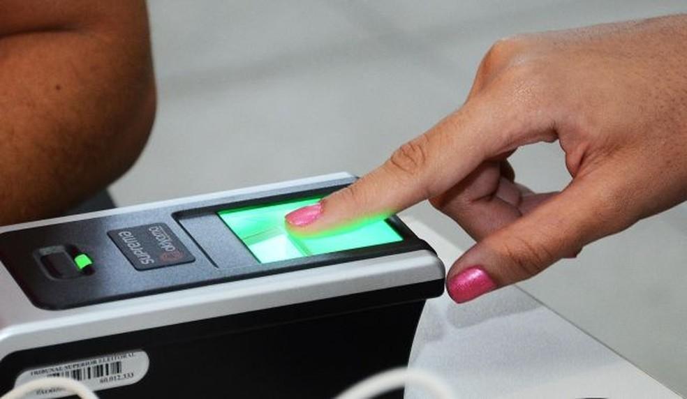 Resultado de imagem para biometria