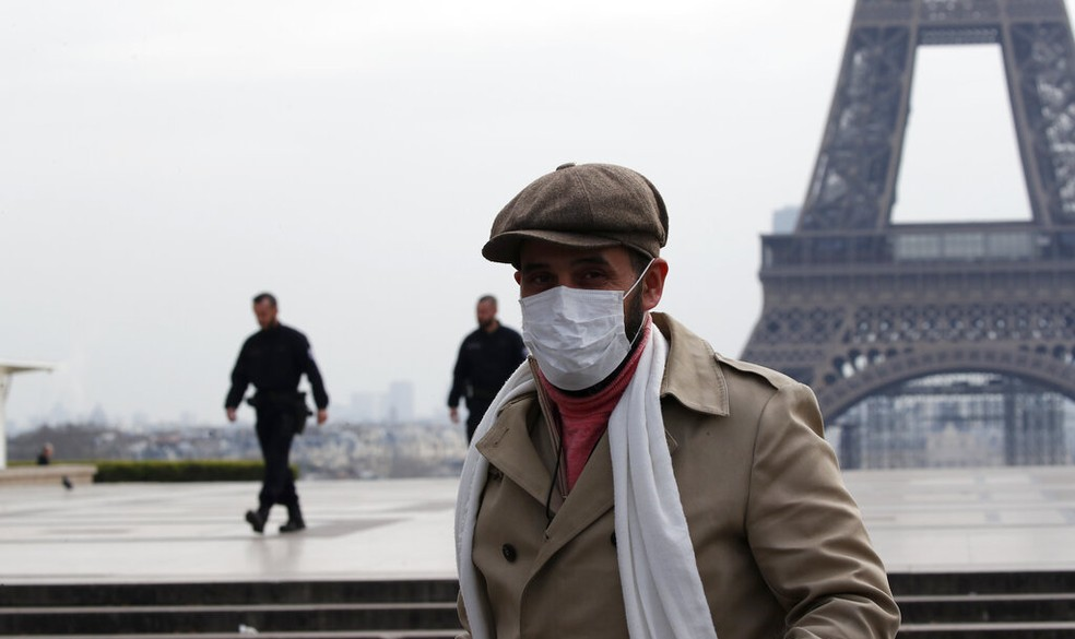 Número de mortes por covid-19 na França passa de mil | Mundo ...