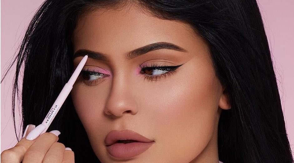 A jovem empresária e bilionária Kylie Jenner (Foto: Reprodução/Instagram)