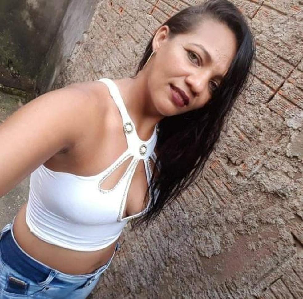 Poliana Cavalcante dos Santos tinha 23 anos — Foto: Divulgação/Polícia Rodoviária Federal