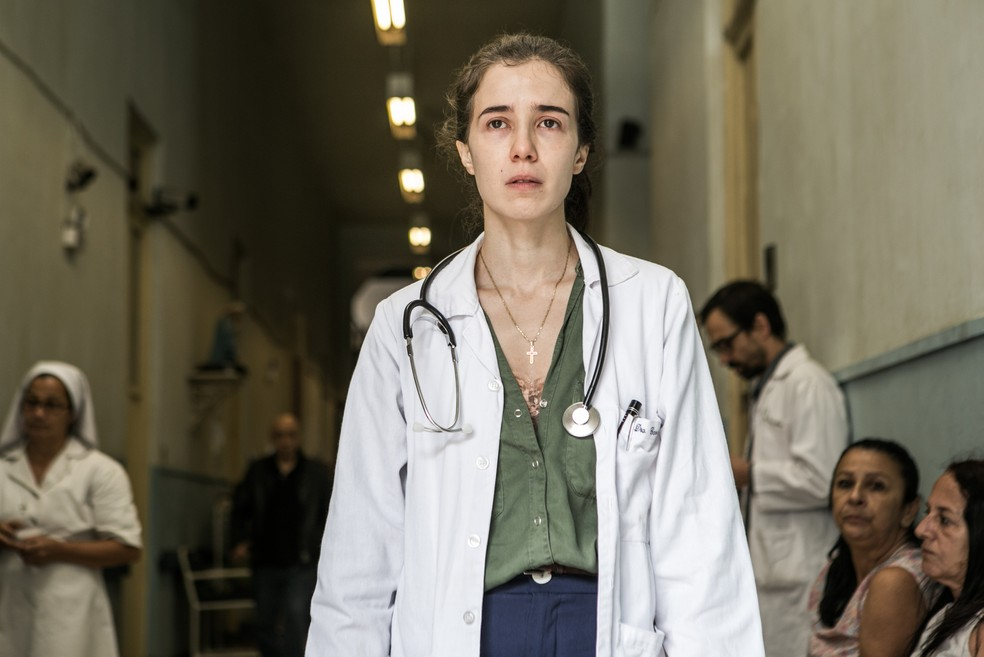 """Marjorie Estiano foi indicada ao Emmy Internacional por papel em """"Sob Pressão"""" — Foto: Raquel Cunha/Globo"""