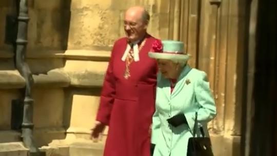 Rainha Elizabeth II completa 93 anos e comemora aniversário ao lado da família