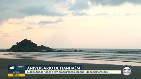 Itanhaém faz 487 anos