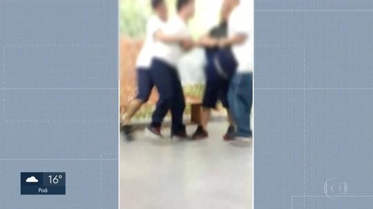 Aluno com síndrome de Down é agredido por colegas em escola da Zona Norte de SP; veja vídeo