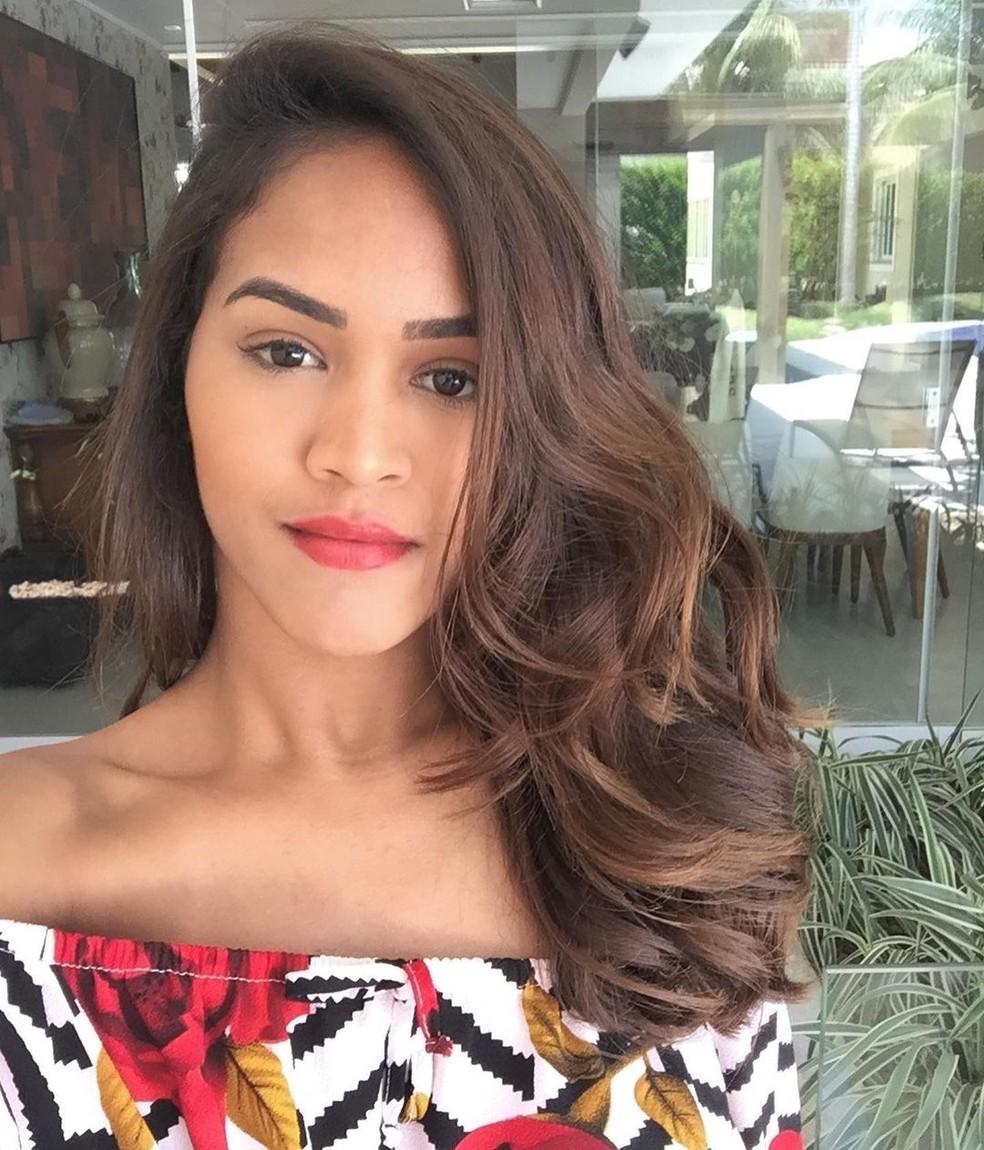 Helen Machado foi agredida pelo marido em um resort de luxo em MT — Foto: Arquivo pessoal