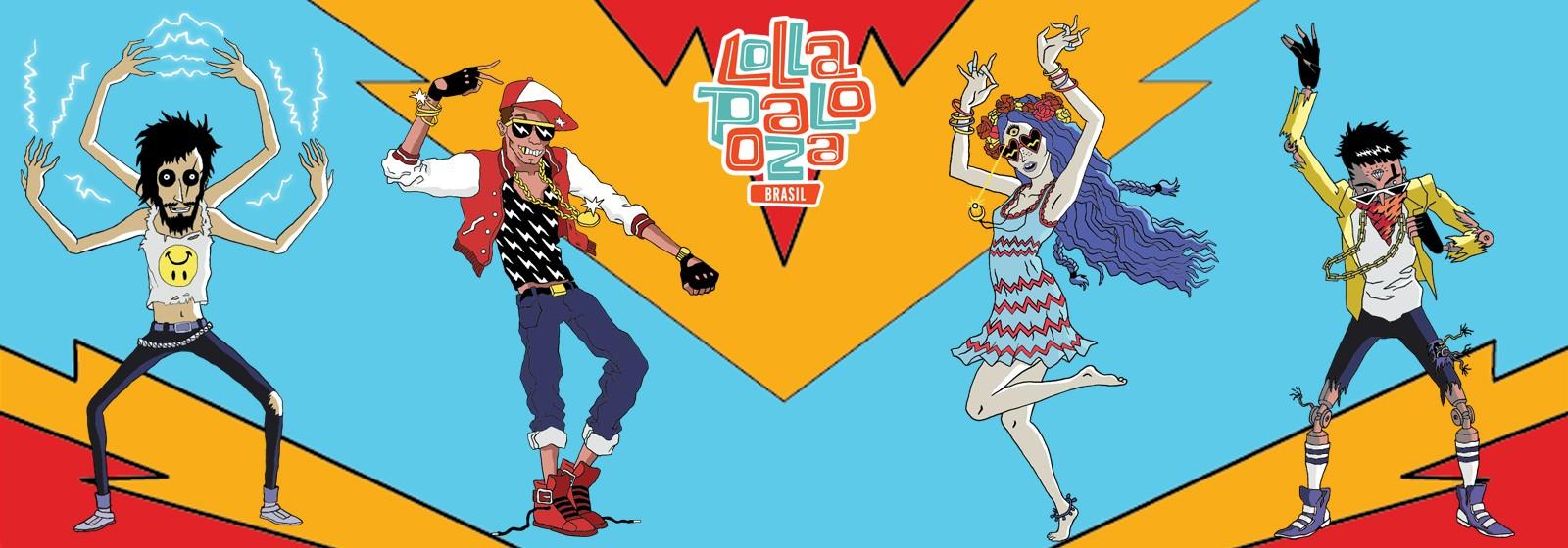 Lollapalooza no Multishow