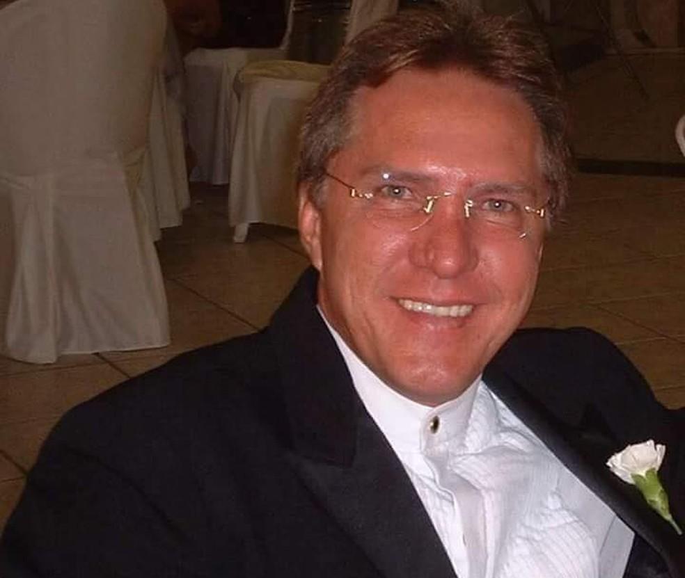 Marcos Antônio Braga Ponte foi morto em setembro do ano passado  — Foto: Redes Sociais