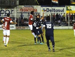 Inter Copa Santiago juvenis (Foto: Edson de Paula/Divulgação INter)