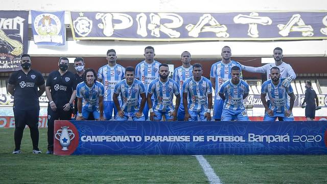 Paysandu é o campeão paraense de 2020