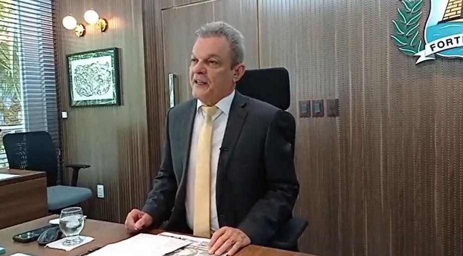 Sarto se reunirá com Frente Nacional de Prefeitos para discutir consórcio de compra de vacinas contra Covid-19