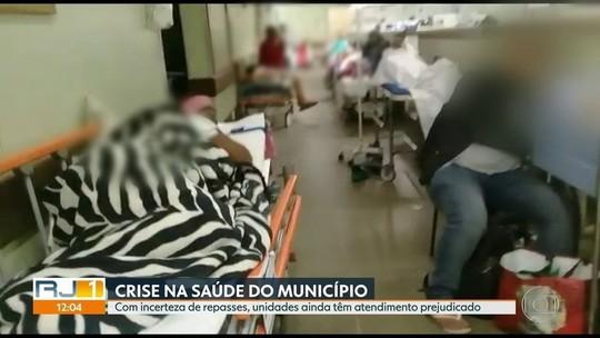 Funcionários seguem sem salários e atendimento é caótico no Rio