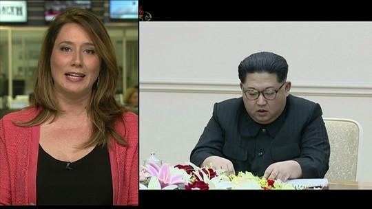 Coreia do Norte suspende testes nucleares e lançamento de mísseis