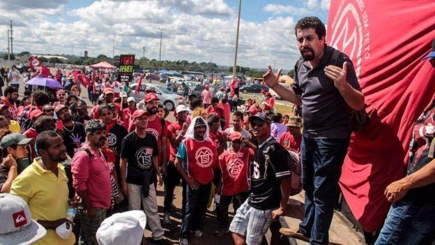 Boulos, de 36 anos, é recém-filiado ao PSOL (Foto: Divulgação via BBC)