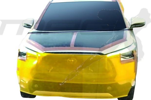 Modelo poderá ser fabricado em Sorocaba, no interior de SP (Foto: Reprodução/Carsensor)