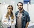 Caco Ciocler e  Ana Petta farão 'Unidade básica'  | Danielle Feltrin